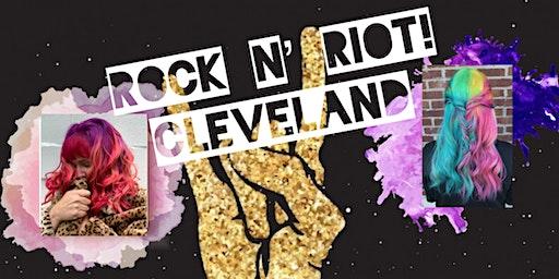 Rock n' Riot Cleveland: Pulp Riot Color Class