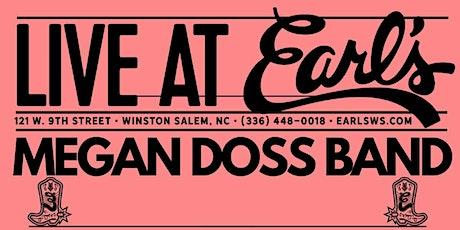 Megan Doss Live at Earl's tickets