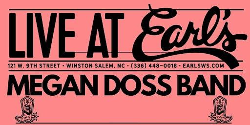 Megan Doss Live at Earl's