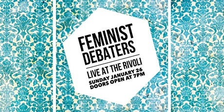 Feminist Debaters 2020 tickets