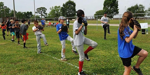 Baseball Pitching Clinic
