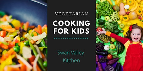 Cooking for Vegetarian Kids tickets