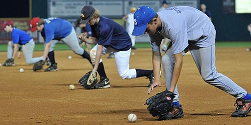 Baseball/Softball Fielding Clinic