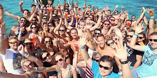 SPRING BREAK - Miami Party Boat - Open Bar & Nightclub free & more !