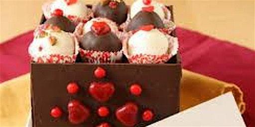 Valentines Chocolate Class