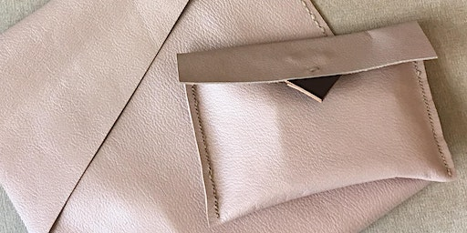 Create Your Own Bespoke Leather Business Card Holder