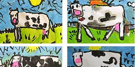 Art Explorations: Farm Animals tickets