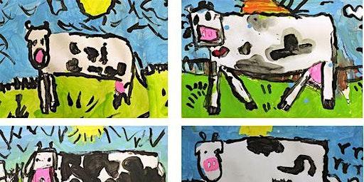 Art Explorations: Farm Animals