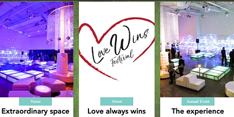 Love Wins Festival tickets