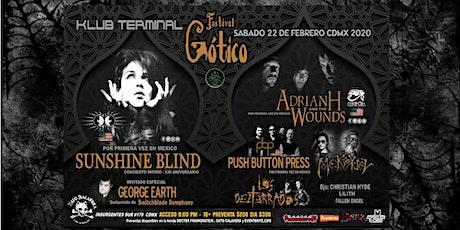 FESTIVAL GOTICO CDMX 2020   entradas