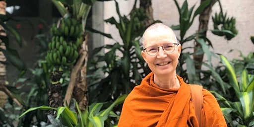 5-DAY RETREAT: Catching the Moon with Ven. Dhammadipa