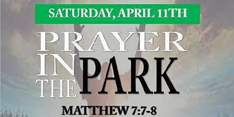 Annual Prayer in the Park tickets