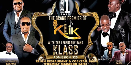 KLIK Grand Premiere w/ Klass tickets