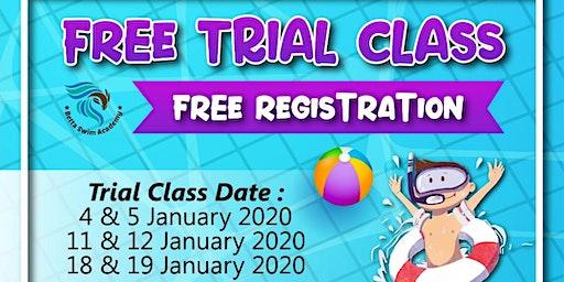 Betta Swim Academy - Free Trial Class