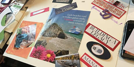 Bring Your Vision into Focus in 2020! 3D Vision Board Workshop  tickets