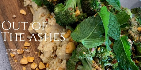 Forage Out of the Ashes Charity Dining Experience tickets