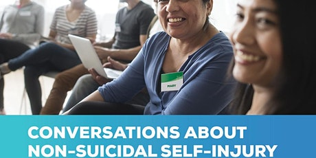 Non Suicidal and Self Injury Course-Mental Health First Aid tickets