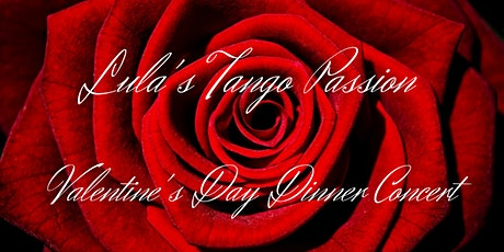Tango Passion Valentine's Dinner Concert at Lula Lounge tickets
