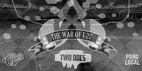 OCT SHAKEHANDS :: The War of I-27 tickets