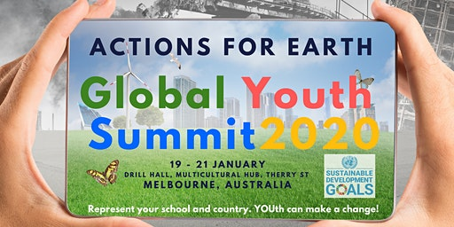 Global Youth Summit 2020- Actions for Earth