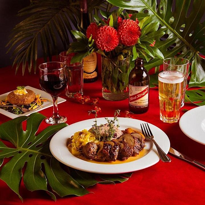 Tango Passion Valentine's Dinner Concert at Lula Lounge image