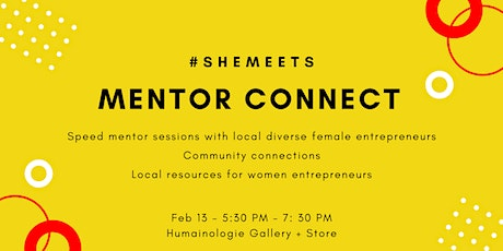 #shemeets Mentor Connect tickets