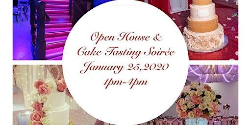 Open House & Cake Tasting Soiree