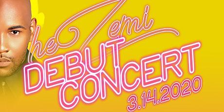 heZemi's DEBUT CONCERT tickets