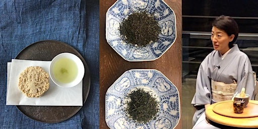 Japanese Tea Tasting & Language Lesson