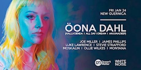 Öona Dahl (US) tickets