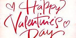 Valentine's 5 Course of Love Dinner