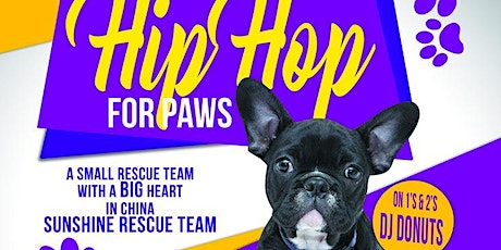 BattleAxe Global VicCity Presents: Hip-Hop For Paw tickets
