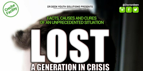 LOST - Issues Facing Muslim Youth Event - A Generation in Crisis  tickets