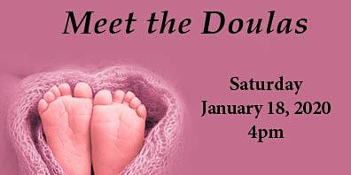 Meet the Doulas January 18, 2020