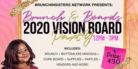 2020 BRUNCH & BOARDS PARTY- Hosted by Ms Juicy tickets