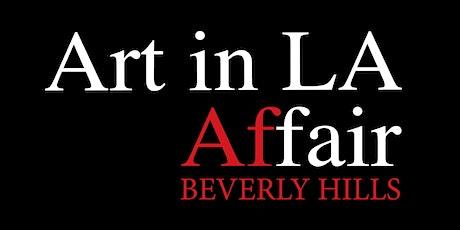 Art in LA Affair tickets
