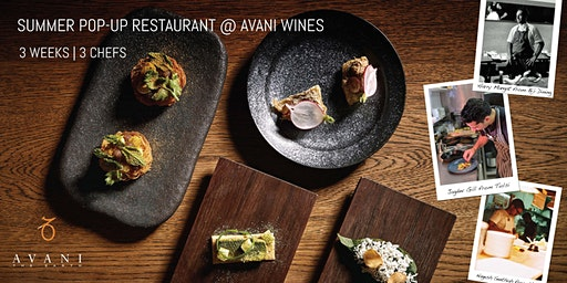 Summer pop-up restaurant @ Avani Wines