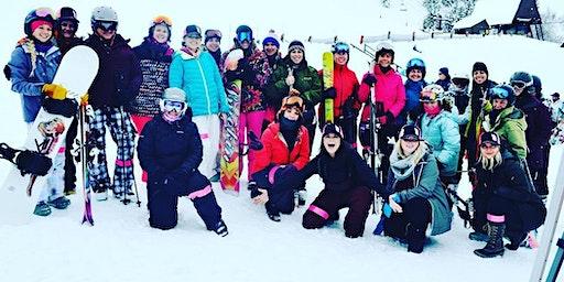 SAS Snow Day at Pebble Creek