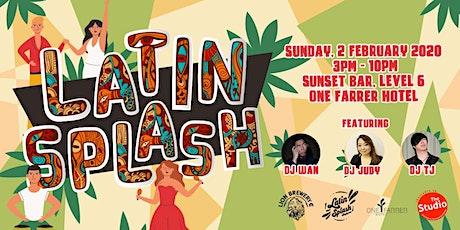 Latin Splash - Sun 2Feb tickets