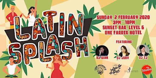 Latin Splash - Sun 2Feb