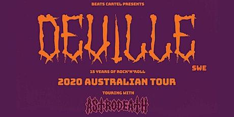 Deville (SWE) Australian Tour tickets