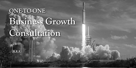 ONE-TO-ONE Business Growth Consultation tickets