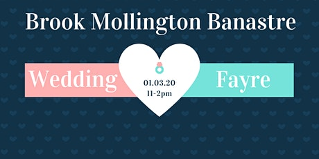 Wedding Fayre at the Brook Mollington Banastre tickets