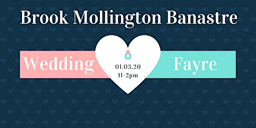 Wedding Fayre at the Brook Mollington Banastre