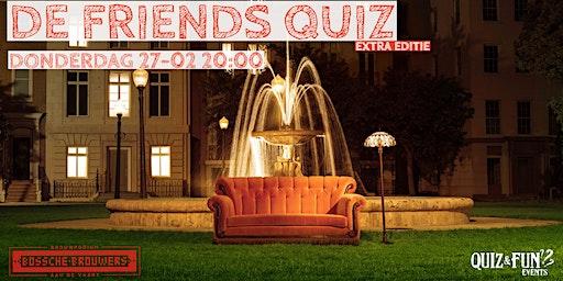 De Friends Quiz | Den Bosch