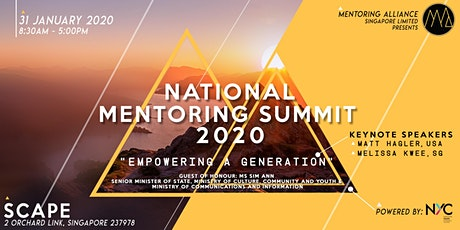 National Mentoring Summit 2020 tickets
