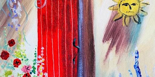 Paint Night in Bondi: Behind the Red Door
