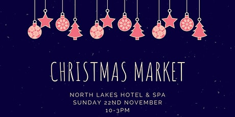 North Lakes Christmas Market tickets