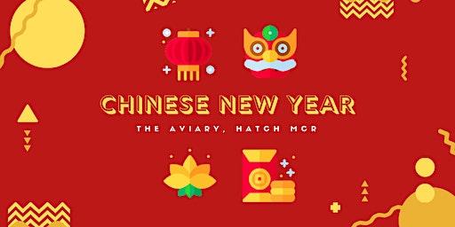 Chinese New Year at The Aviary