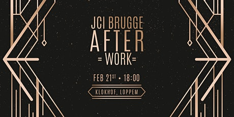 JCI Afterwork '20 tickets